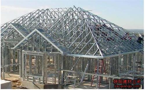 轻钢龙骨结构房屋