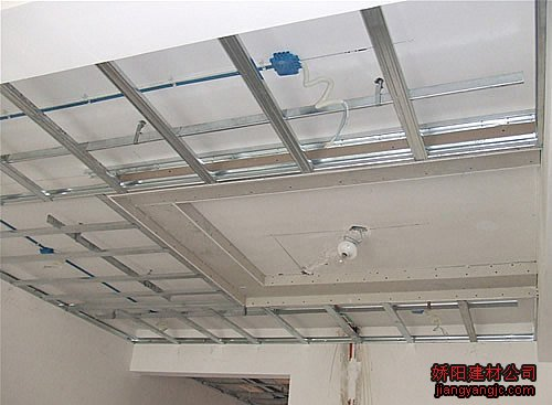 轻钢房间电路布线图